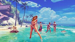 Kanzuki Beach Karin