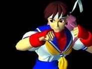 Street fighter ex sakura ending 02