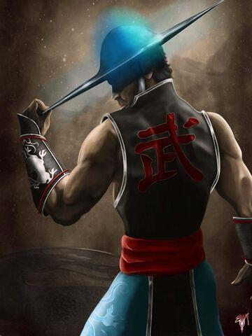 File:MK-Legacy-Mortal-Kombat-Fan-Art-Kung-Lao-II-by-Esau13.jpg