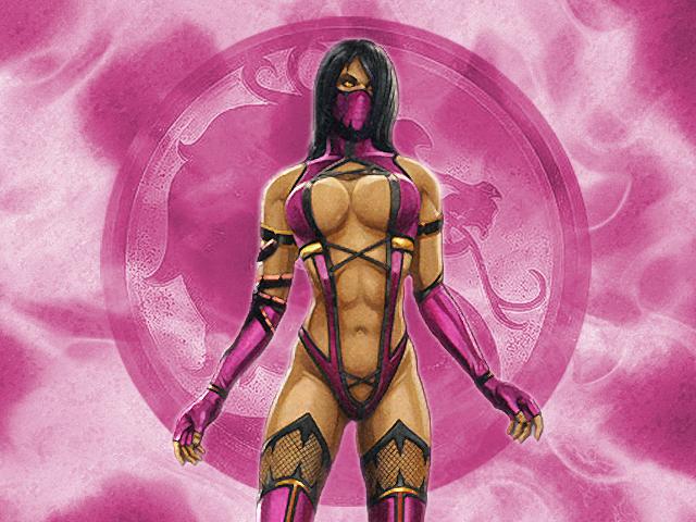 Mileena From Mortal Kombat