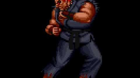 HYPER Street Fighter 2 Akuma Theme