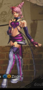 Alisa as Juri