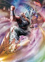 SFXT Heihachi Mishima