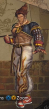 Guy as Kazuya