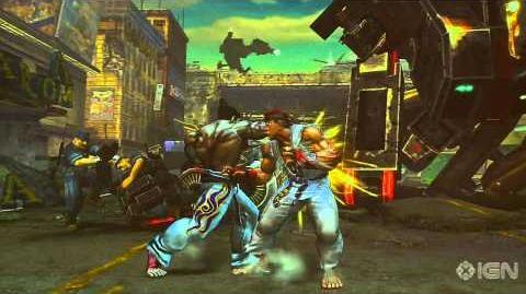 Street Fighter X Tekken 'NEW Gameplay GamesCom 2010' TRUE-HD QUALITY
