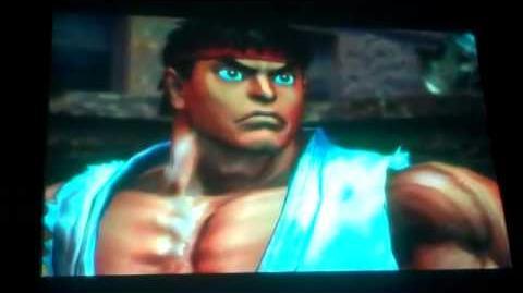 Street Fighter X Tekken - Street Fighter X Tekken 'Ryu, Chun Li vs Kazuya, Nina' Gameplay