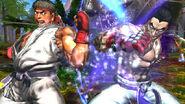 Ryu vs kazuya
