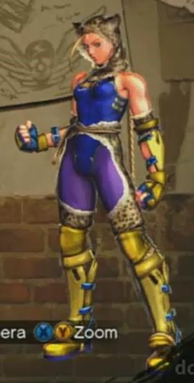 Costume Swapping Street Fighter X Tekken Wiki Fandom