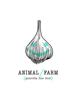 Streetfood AZ TUS logo Animal Farm