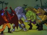 Dino Vengers