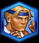 Axel Stone Shard SEGA Heroes