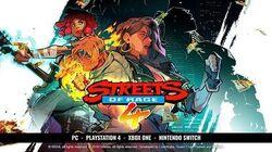 Streets of Rage 4 - Cherry Hunter (Gamescom 2019)
