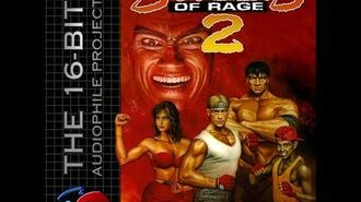 Streets Of Rage 2 - Mania - 2 Players