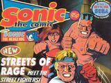Streets of Rage (Comic)