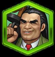 Mr X. Shard SEGA Heroes