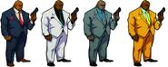 SOR4 Agents
