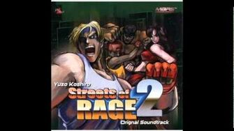 Streets of Rage 2 OST - Go Straight