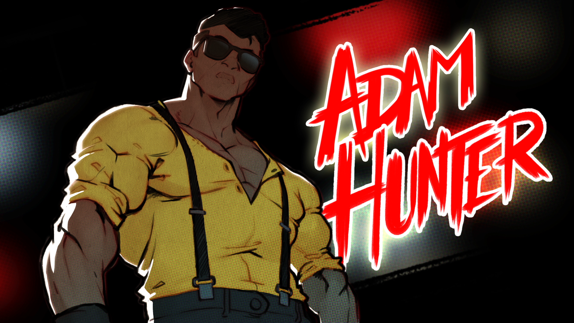 Adam Hunter Streets Of Rage Wiki Fandom