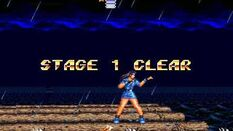 Streets of Rage Never Back Down