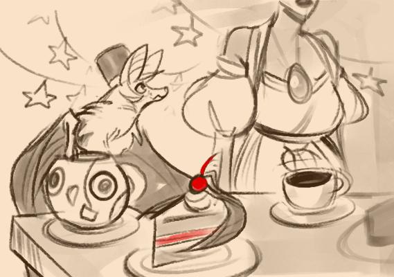 Teaparty Francis 3