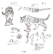 Str2 unused armored tiger