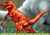 Tyrannosaurus red