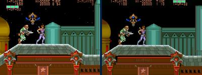 Arcade - x68000. 4by3