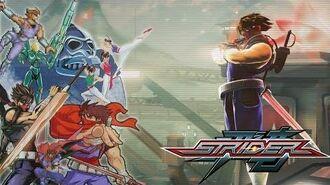 Strider A Capcom Retrospective