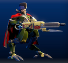 NewStrider mikiel model