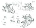 Str2 cracker snail concept