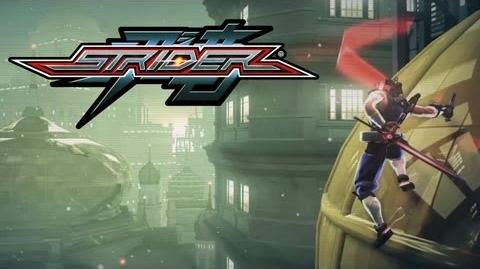 Strider - Gameplay Trailer