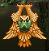 Crocodile Owl