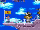 Flying Battleship Balrog/Strider