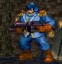 Fortress guard genade