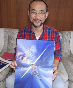 Kouichi Yotsui and art