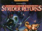 Strider Returns (Game Gear)