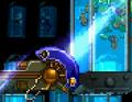 Tadpole robot