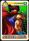 CFDS hiryu card