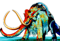 Str2 mammoth art