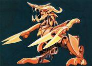 Strider Hiryu Art 4-2