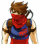 MarCap Strider Hiryu side