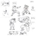 Str2 commandos concept