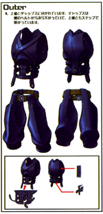 StrHD armor art