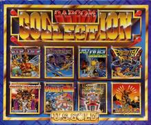 Capcom collection cover