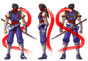 New hiryu art