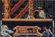 Strider II Amiga early 1