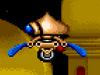 Flying mosqueman