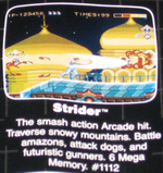 Strider md 6mega