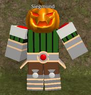 Siegmund From Halloween Event