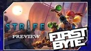 Strife Preview - First Byte